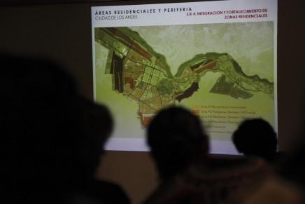 Segundo Taller de EAE a los Servicios Públicos Regionales 9 octubre 2015, Valparaiso